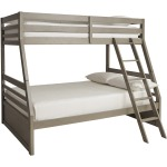 LETTNER TWIN / FULL BUNK BED