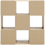 Piperton Nine Cube Organizer
