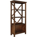BALDRIDGE BOOKCASE