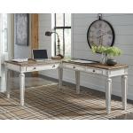 Realyn 2-Piece Home Office Desk