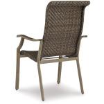 Windon Barn Arm Chair (Set of 4)