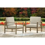 Fynnegan Lounge Chair with Cushion (Set of 2)