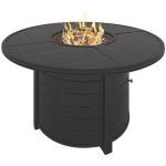 Castle Island Fire Pit Table
