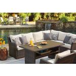 Easy Isle 3-Piece Sofa Sectional/Chair with Cushion