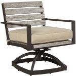 Peachstone Swivel Chair (Set of 2)