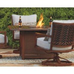 Zoranne Fire Pit Table
