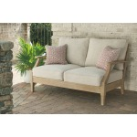 Clare View Loveseat with Cushion