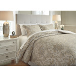 Amil 3-Piece Queen Comforter Set