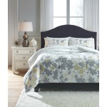 Maureen 3-Piece King Comforter Set