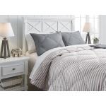 Rhey 3-Piece Full Comforter Set