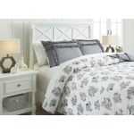 Meghdad 3-Piece Full Comforter Set