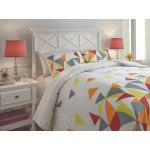 Maxie 3-Piece Full Comforter Set
