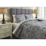 Susannah 3-Piece King Comforter Set