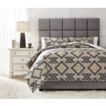 Scylla 3-Piece King Comforter Set