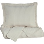 Raleda 3-Piece Queen Coverlet Set