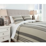Schukei 3-Piece King Comforter Set