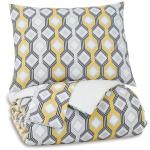 Mato 3-Piece Queen Comforter Set