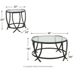 Tarrin Table (Set of 3)