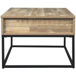 Gerdanet Lift-Top Coffee Table