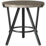 Zontini End Table