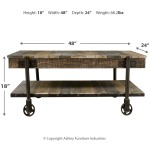 Bostweil Coffee Table