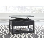 Ezmonei Coffee Table with Lift Top