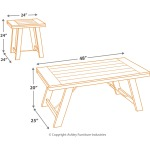 Noorbrook Table (Set of 3)