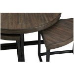 Johurst Coffee Table with Stools (Set of 5)