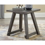 Harpoli End Table