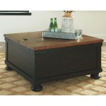 Valebeck Coffee Table with Lift Top