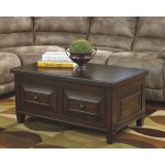 Hindell Park Coffee Table with Lift Top