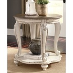 Realyn End Table
