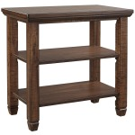 Royard Chairside End Table