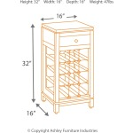 Abbonto Accent Cabinet