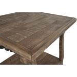 Dazzelton End Table