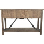 Dazzelton Sofa/Console Table