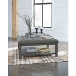 Borlofield Coffee Table Ottoman