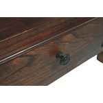 Gately End Table with Storage & Power Outlets