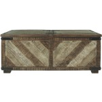 Cordayne Coffee Table With Storage