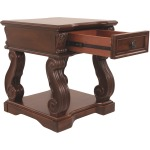 Alymere End Table