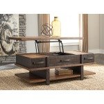 Stanah Coffee Table with Lift Top