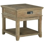 Janismore End Table