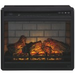 Entertainment Accessories Electric Infrared Fireplace Insert