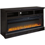 Entertainment Accessories Electric Fireplace Insert
