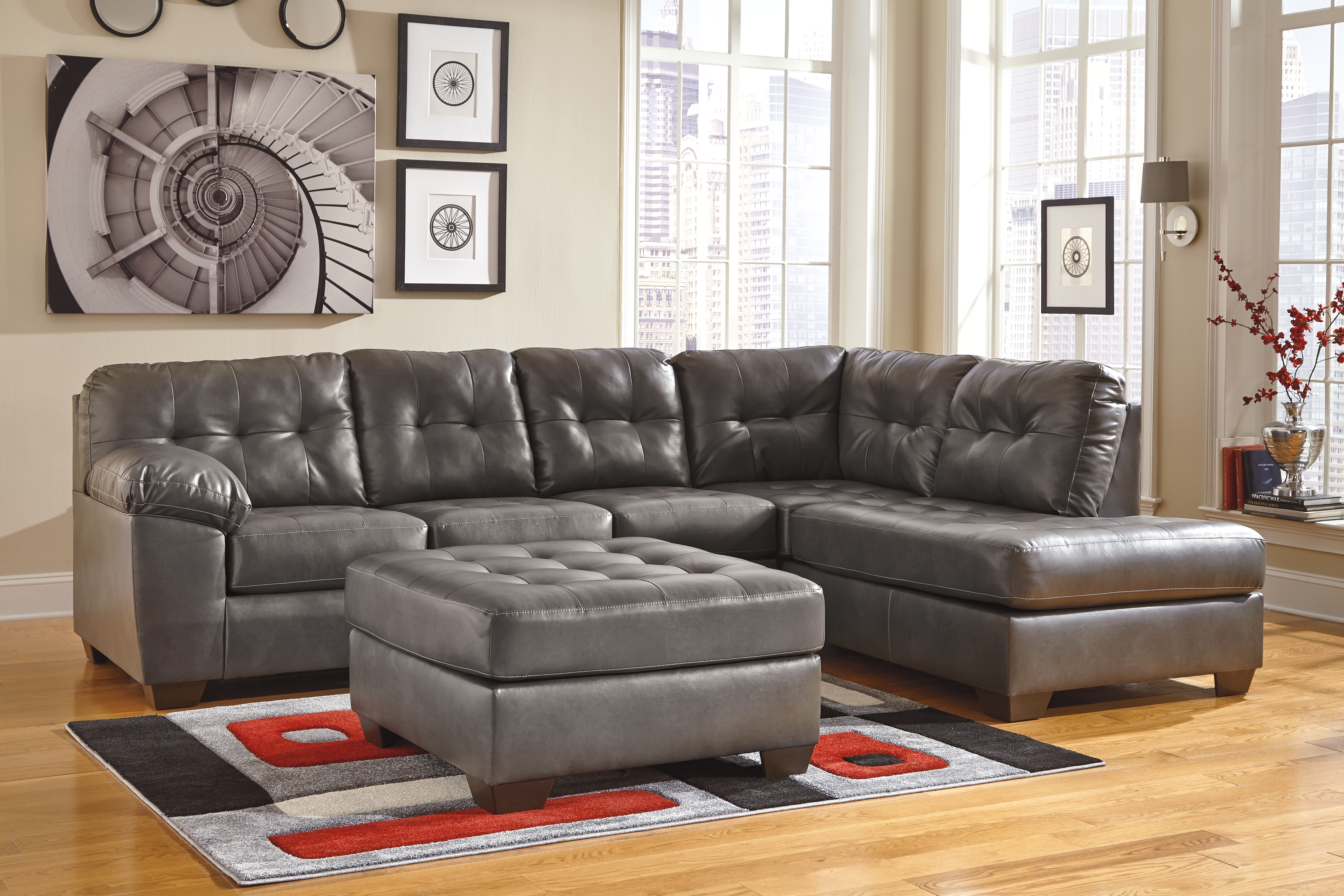 Alliston Ottoman By Signature Design By Ashley 2010208 Missouri Furniture