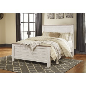 ASHLEY B267 Queen Panel Bed