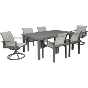 Okada 7PC Outdoor Furniture Set