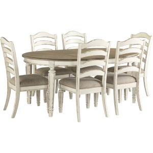 Raelyn 7pc Dining Set