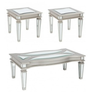 Tessani 3 PC Occasional Table Set