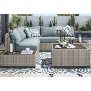 Silent Brook 5 PC Outdoor Furniture Set